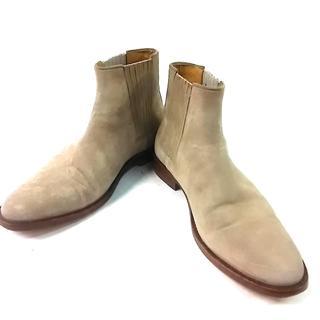 バルマン ショートブーツ 40 メンズ(ブーツ)