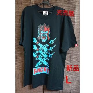 パンクドランカーズ(PUNK DRUNKERS)のPUNKDRUNKERS パンクドランカーズ キン肉マン コラボ Tシャツ L (Tシャツ/カットソー(半袖/袖なし))