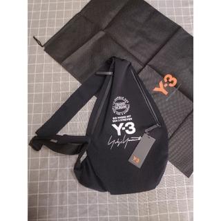 ワイスリー(Y-3)のヨージヤマモト ウエストバッグ ブラック 鞄 斜めがけバッグ(ショルダーバッグ)