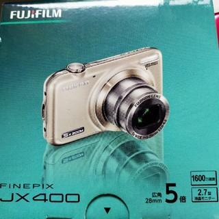 フジフイルム(富士フイルム)の富士フイルム FINEPIX JX400(コンパクトデジタルカメラ)