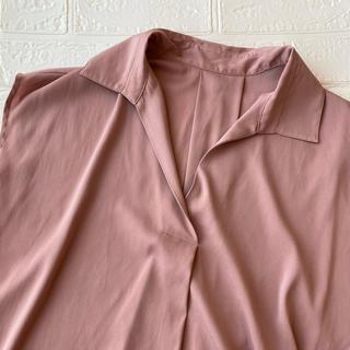 プロポーションボディドレッシング(PROPORTION BODY DRESSING)のプロポ💕とろみブラウス(シャツ/ブラウス(半袖/袖なし))