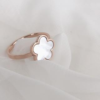 花貝の指輪 13号(リング(指輪))