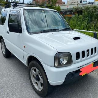 スズキ(スズキ)のSUZUKI Jimny JB23W 3型車検したて(車体)
