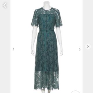 フレイアイディー(FRAY I.D)のフレイアイディー レース ドレス(ロングドレス)
