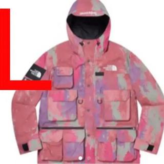 シュプリーム(Supreme)のsupreme north cargo jacket multi L カーゴ(マウンテンパーカー)