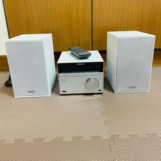 ソニー(SONY)のSONY CMT-SBT40 ホワイト(アンプ)