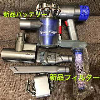 Dyson - Dyson V6 コードレス掃除機 ハンディクリーナー