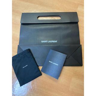 イヴサンローランボーテ(Yves Saint Laurent Beaute)のYSL ショッパーセット(ショップ袋)