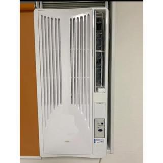 コイズミ(KOIZUMI)のKOIZUMI 窓用エアコン(エアコン)