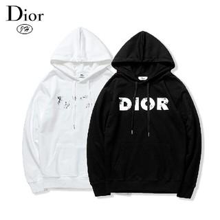 ディオール(Dior)のDIOR パーカー タイムセール 白/黒2枚セット(パーカー)