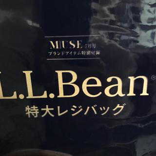 エルエルビーン(L.L.Bean)のL.LBean 特大レジバッグ(エコバッグ)