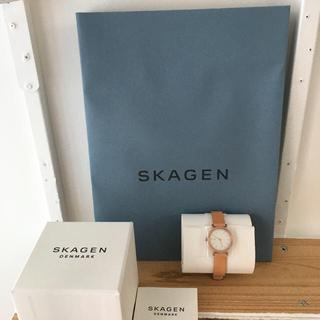スカーゲン(SKAGEN)のスカーゲン レディース 腕時計(腕時計)