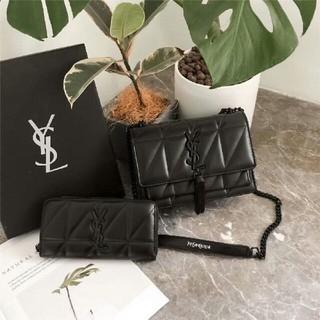 イヴサンローランボーテ(Yves Saint Laurent Beaute)のYves Saint Laurent  ショルダーバッグ    長財布(ショルダーバッグ)