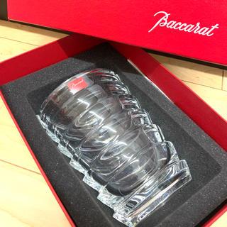 バカラ(Baccarat)の♦︎ Baccarat バカラ 花瓶 未使用 保管品 箱入 ♦︎(花瓶)