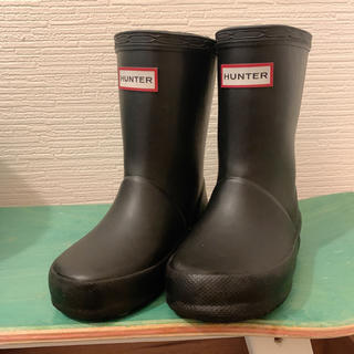 ハンター(HUNTER)のHUNTER キッズレインブーツ(長靴/レインシューズ)