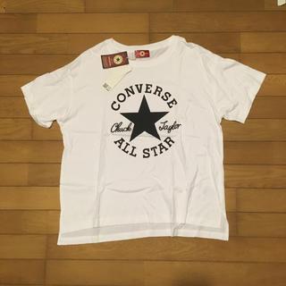 コンバース(CONVERSE)のコンバース (Tシャツ(半袖/袖なし))