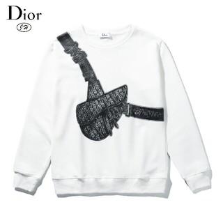 ディオール(Dior)のDIOR トレーナー/スウェット タイムセール 白(スウェット)