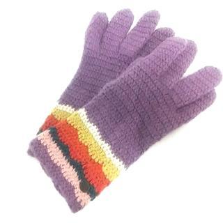 シビラ(Sybilla)のシビラ 手袋 レディース美品  ウール(手袋)