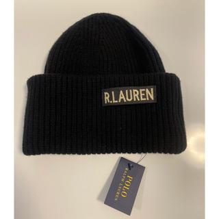 ポロラルフローレン(POLO RALPH LAUREN)のラルフローレン  ニットキャップ ニット帽(ニット帽/ビーニー)