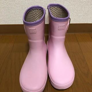 ジーティーホーキンス(G.T. HAWKINS)の長靴 レインシューズ ピンク 22.0 GT Hawkins(長靴/レインシューズ)