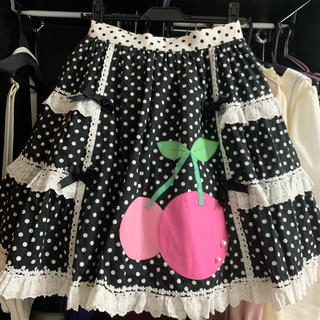 Angelic Pretty - Angelic Pretty Dream Cherryスカート