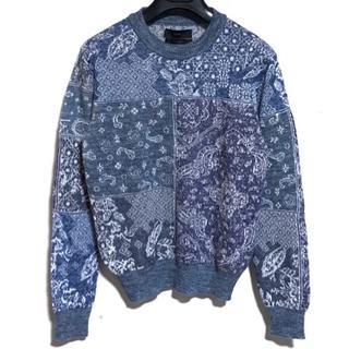ディーゼル(DIESEL)のディーゼル 長袖セーター サイズXS美品 (ニット/セーター)
