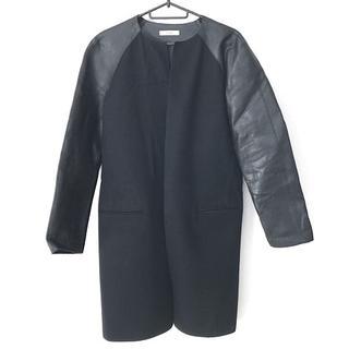 セリーヌ(celine)のセリーヌ コート サイズ40 M レディース 黒(その他)