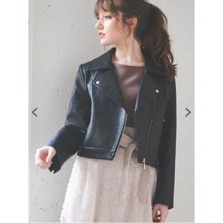 Noela - 完壳品♡Noela (ノエラ) ライダースジャケット