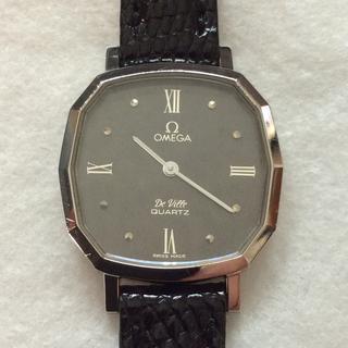 オメガ(OMEGA)の希少‼️美品‼️OMEGA DE VILLE オメガ デビル レディース 腕時計(腕時計)