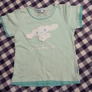サンリオ(サンリオ)のシナモンロール 半袖Tシャツ 130(Tシャツ/カットソー)