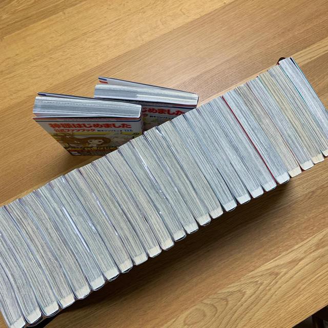 白泉社(ハクセンシャ)の神様はじめました 1〜25巻+13.5巻+25.5巻 計27冊セット!! エンタメ/ホビーの漫画(少女漫画)の商品写真