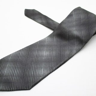 ジャンポールゴルチエ(Jean-Paul GAULTIER)のゴルチエ ネクタイ メンズ 黒×グレー(ネクタイ)