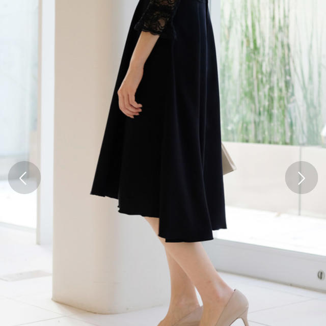 STRAWBERRY-FIELDS(ストロベリーフィールズ)の【匿名配送📥補償付き】ストロベリーフィールズ ワンピース ドレス レディースのフォーマル/ドレス(ミディアムドレス)の商品写真
