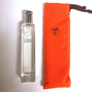 エルメス(Hermes)の新品エルメス 香水【屋根の上の庭】フレグランス(その他)