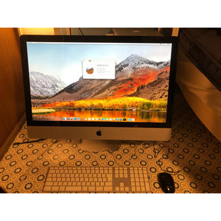 Apple - iMac core i7 HDD 1TB