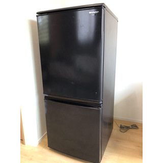 SHARP - 冷蔵庫