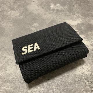 シュプリーム(Supreme)のwind and sea ウォレット 財布 美品(折り財布)
