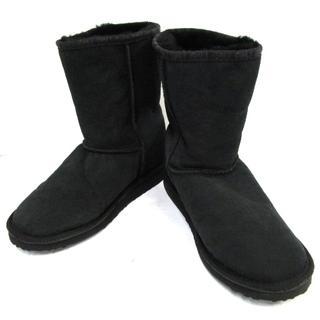 エミュー(EMU)のEMU(エミュ) ショートブーツ メンズ 黒(ブーツ)