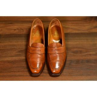 クロケットアンドジョーンズ(Crockett&Jones)のcrockett&jones EPSOM 50C 21.5〜22cm(ローファー/革靴)