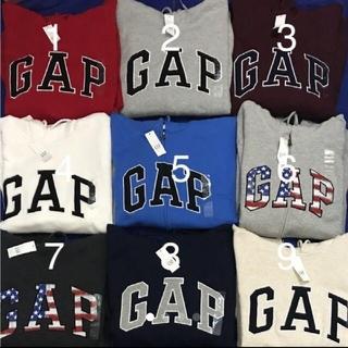 ギャップ(GAP)の【新品未使用タグ付き正規品 2枚セット】GAPパーカー(パーカー)