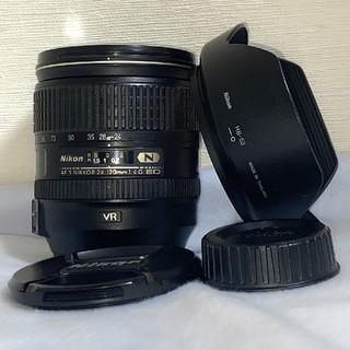 Nikon - 【美品】Nikon AF-S NIKKOR 24-120mm F4G ED VR