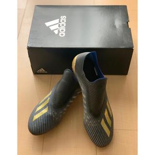 adidas - adidas アディダス エックス19+FG  26cm