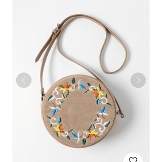 スライ(SLY)のSLY スライ ショルダーバッグ バッグ 鞄 刺繍 フラワー ポシェット(ショルダーバッグ)