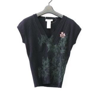 ディーゼル(DIESEL)のDIESEL(ディーゼル) 半袖セーター サイズS(ニット/セーター)