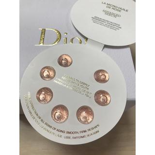 クリスチャンディオール(Christian Dior)の2枚セット   専用です*(美容液)