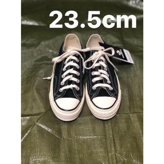 CONVERSE - コンバース チャックテイラー 23.5cm ブラック CT70