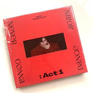 シャイニー(SHINee)のテミンアルバム Never Gonna Dance Again ACT1 (K-POP/アジア)