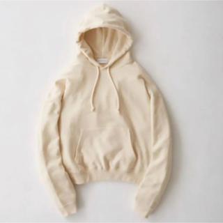 サンシー(SUNSEA)のRYO TAKASHIMA Short Length Parka beige(パーカー)