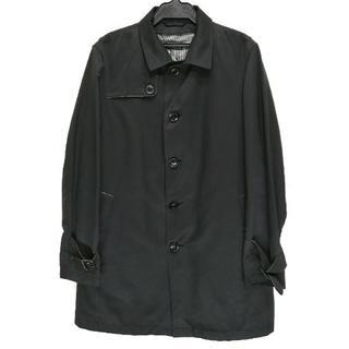 バーニーズニューヨーク(BARNEYS NEW YORK)のバーニーズ コート サイズS メンズ 黒 冬物(その他)