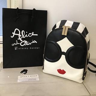 Alice+Olivia - アリスアンドオリビア バックパック